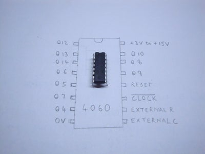 Project 9: Single Chip Electronic Dice