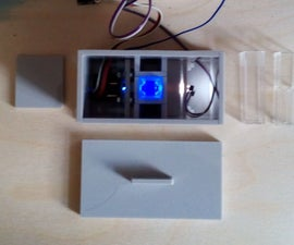 An Inexpensive Photometer and Colorimeter