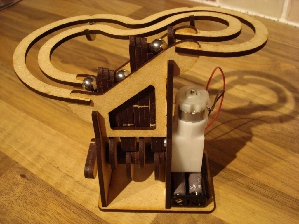 Picture of Marble Machine 4.0