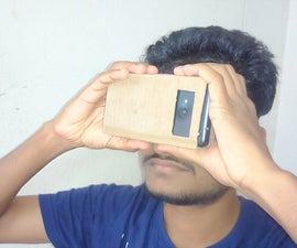 Do It Yourself Virtual Reality Headset From Cardboard