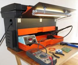 Electronics Soldering Mobile Workshop