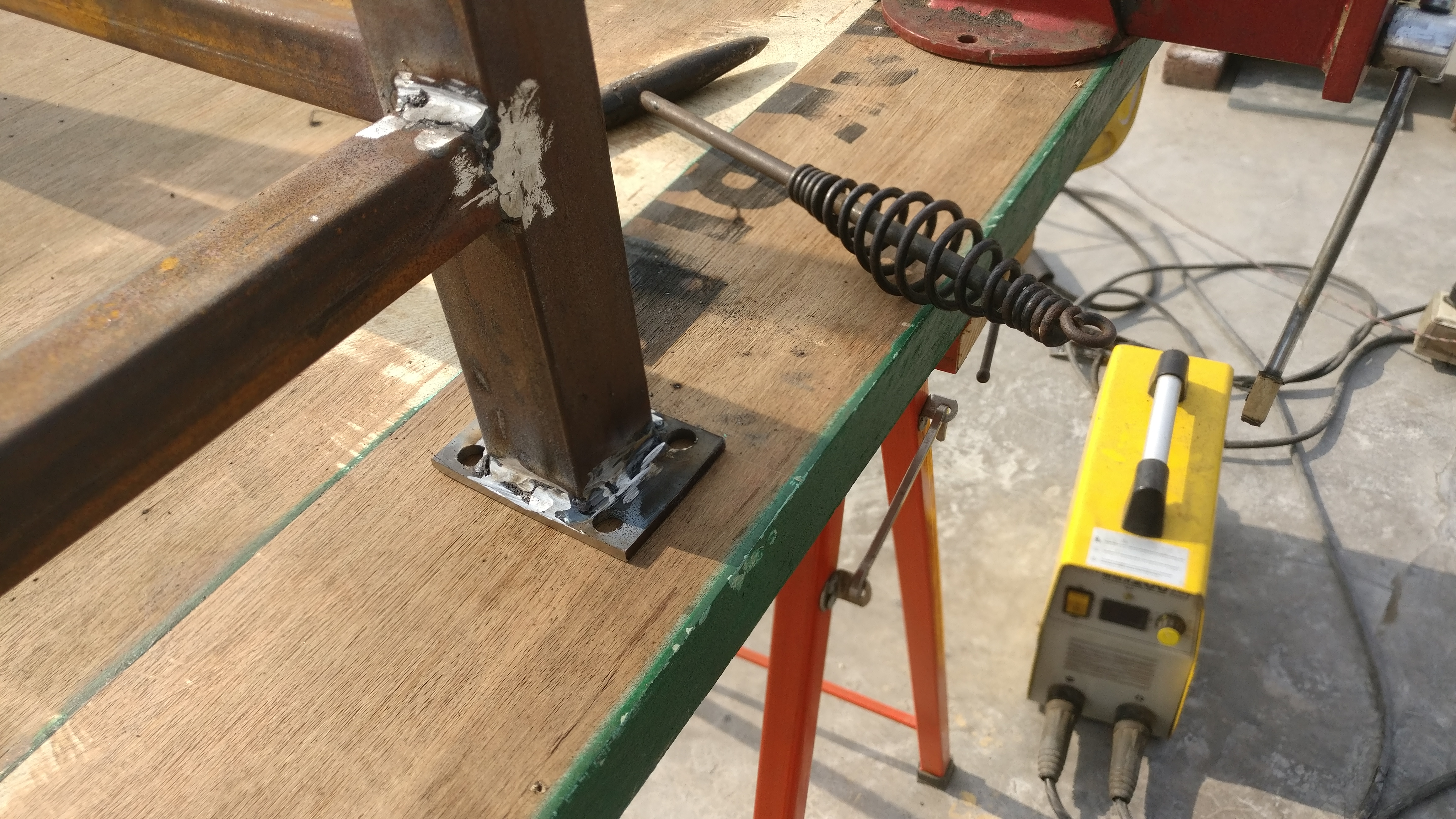 Picture of ​Wheel  Mounting Plate: