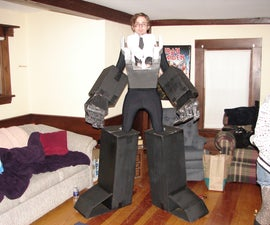 Giant Robot Costume