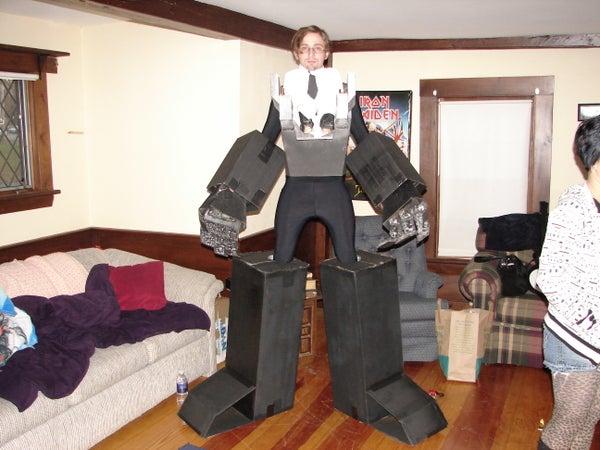 Giant Robot Costume