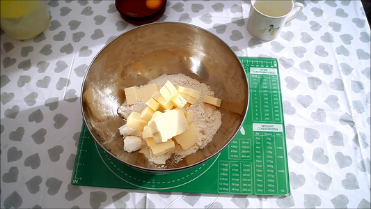 Dough - Step 1