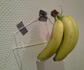 Coat Hanger Design Fruit Bowl