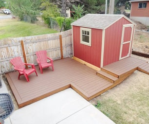 Build a Floating Deck