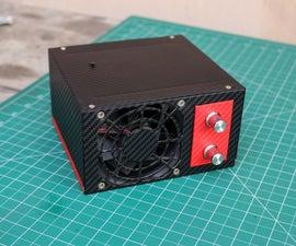 DIY 600 Watt Amplifier With Old Computer SMPS