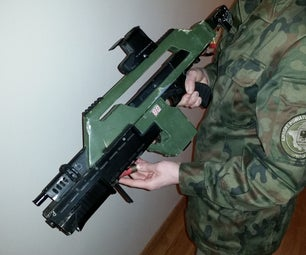 Airsoft M41a Pulse Rifle