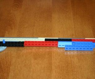 Simple, Effective Lego Pistol
