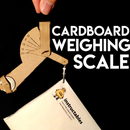 Cardboard Weighing Scale