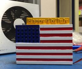 The Fourth of July Celebration Box