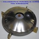 DIY - Holographic Parabolic Mirrors - the Mirascope