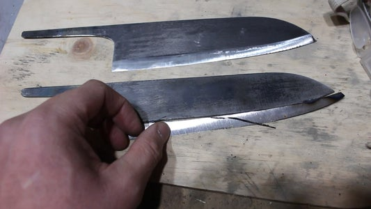 Redesign of Knife