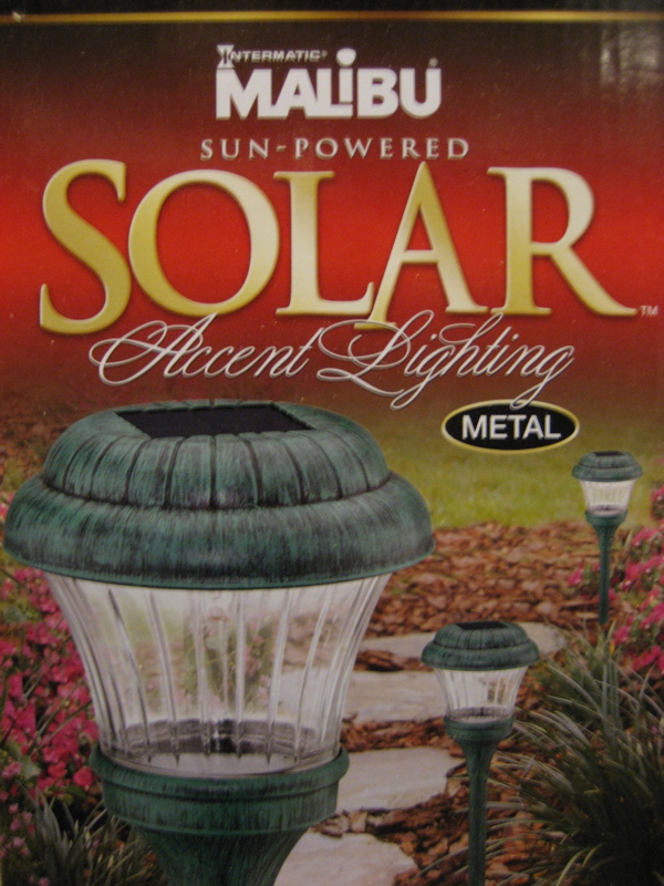 Picture of Turn a Solar Light Into... a Solar Light!
