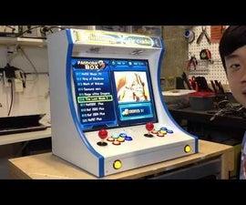 Bartop Arcade: Two Player, Pandora's Box