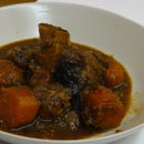 Czech beef ribs Goulash with paleo twist