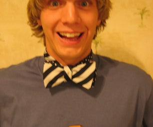 Tying a bow tie Way # 2 (the easy way)