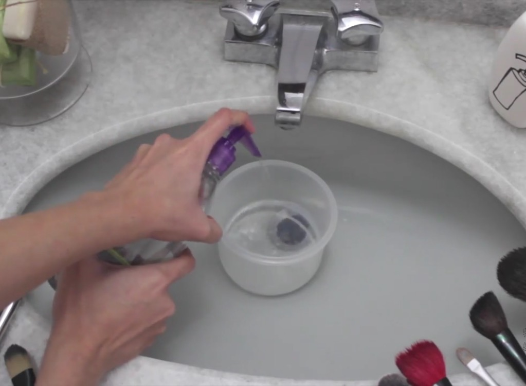 Picture of Soapy Water