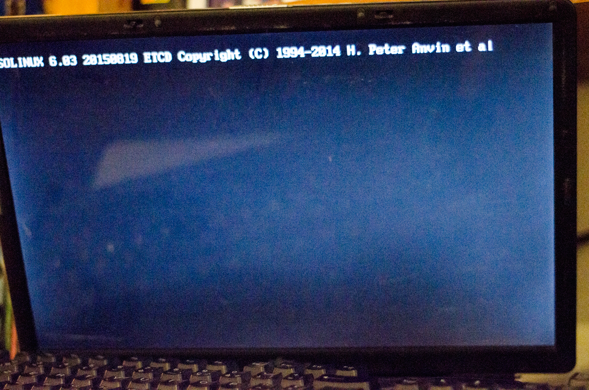 Picture of Installation De GNU/Linux Debian