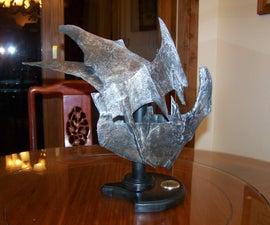 LOTR Moria Orc Helmet
