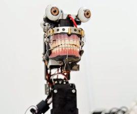 Egor V.2 - Robo-Animatronic