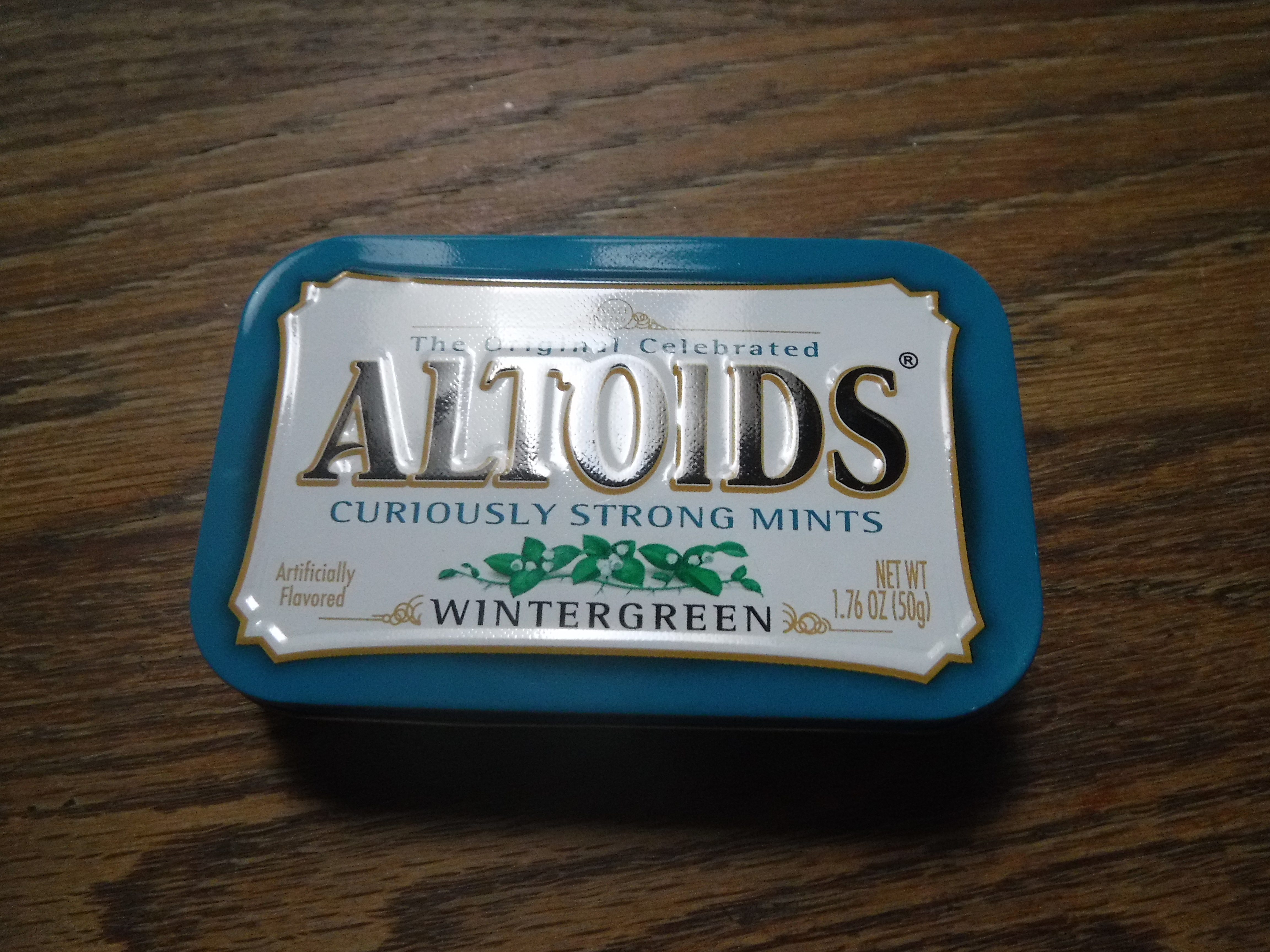 Picture of Altoid Survival Tin