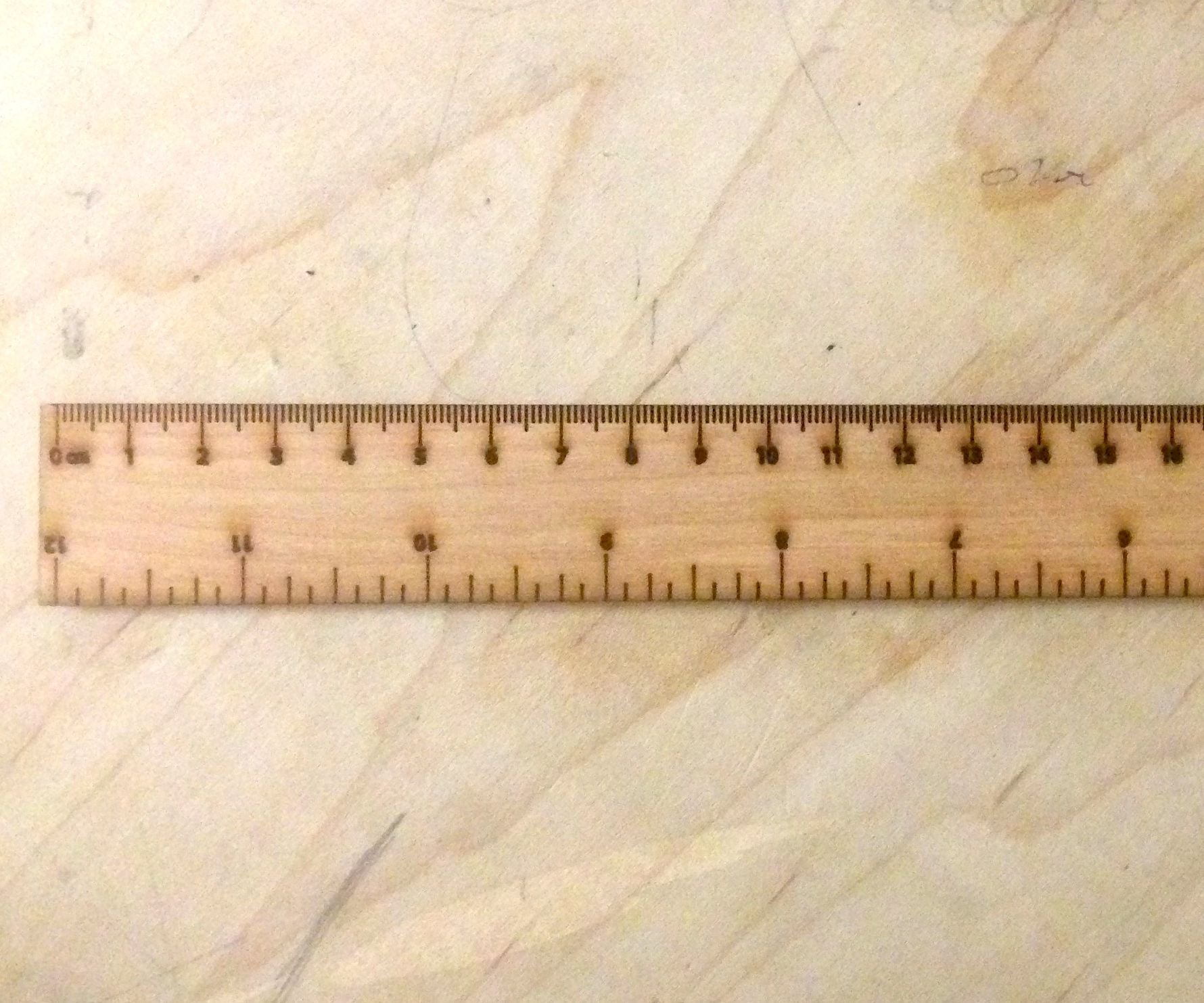 12 Ruler Template For Laser Cutters