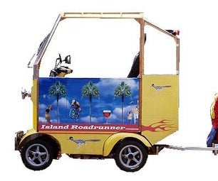 Light Electric Vehicle: One-Passenger @ 15mph, 210# Curb Weight