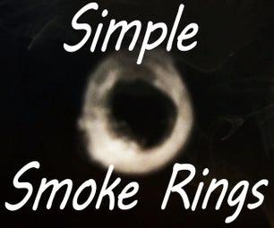 How to Make Smoke Rings