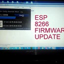 ESP8266 Firmware Update Using USB-TTL