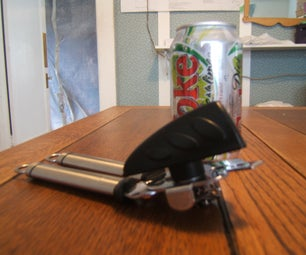 The Crazy Cool Can-Cup (Aka; How to Turn a Pop Can Into a Cup)