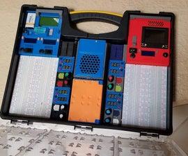 The Modular Breadboard Kit (version 2)