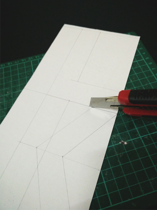 Picture of Cut the Letters