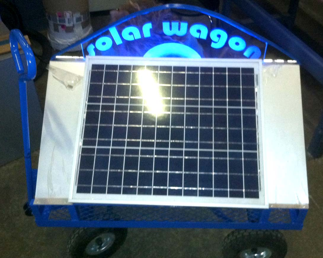 Picture of How to Use the Solar Wagon