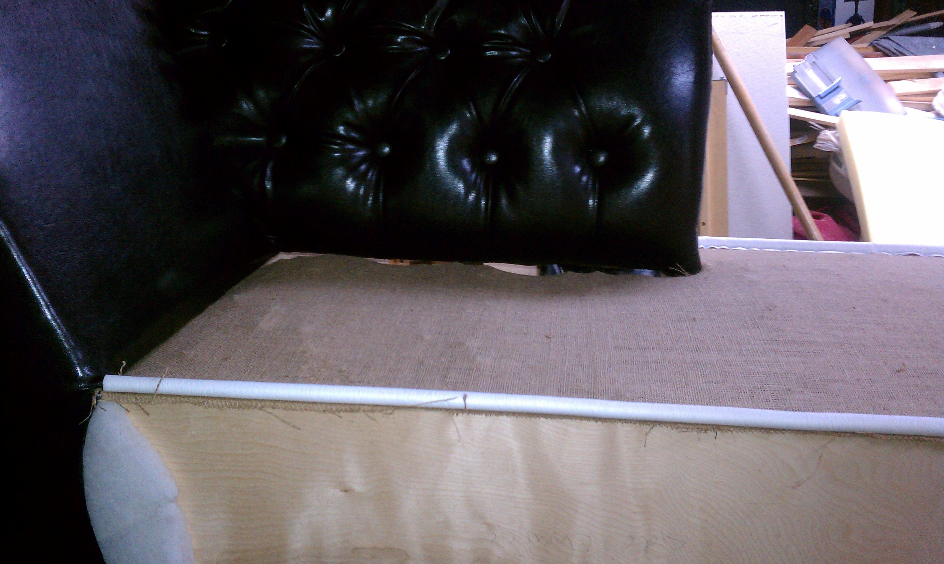 Picture of Upholstering the Arm