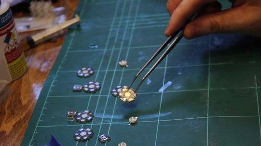 Aluminium Star PCBs for LEDs