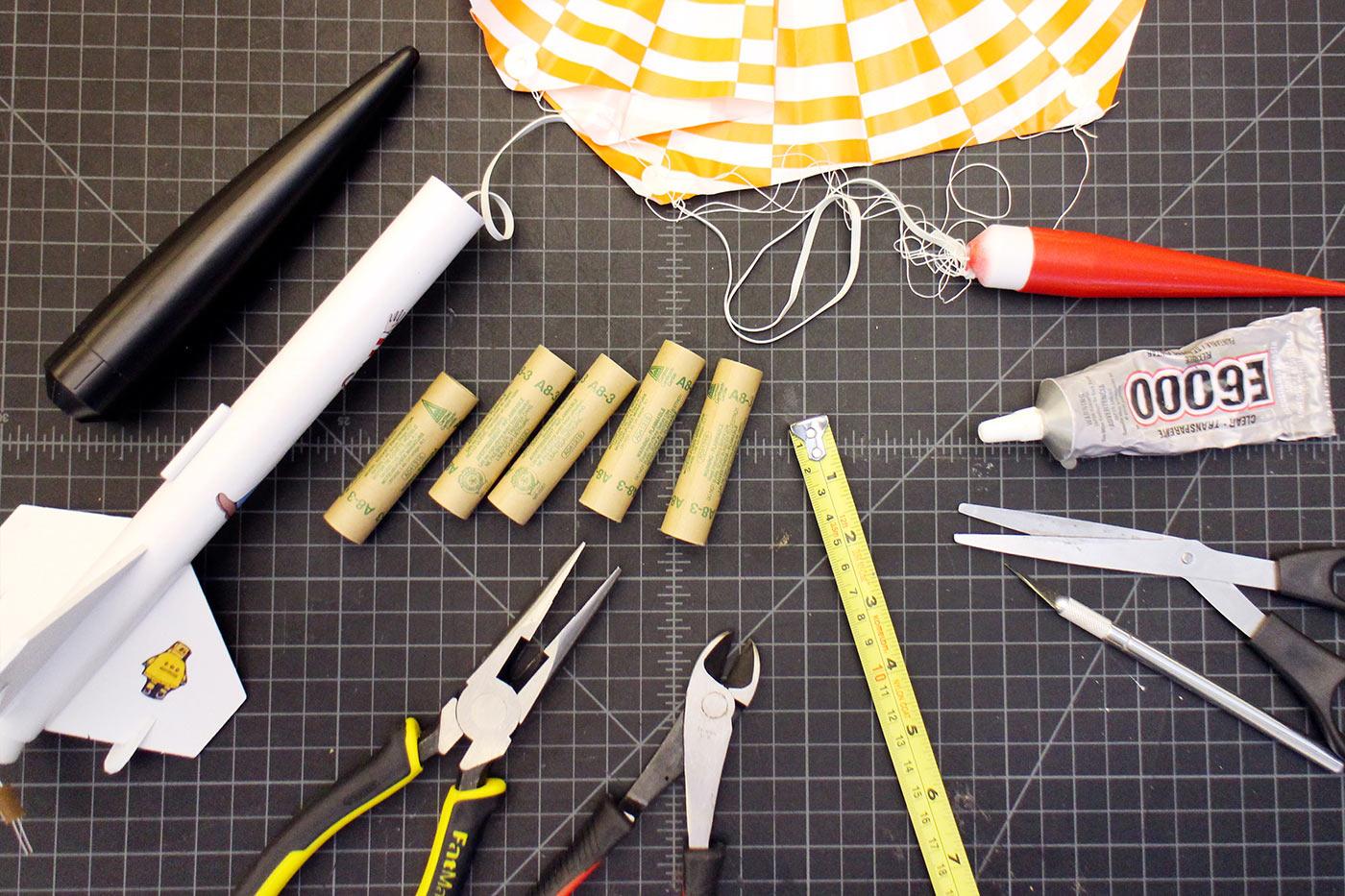 Tools + Supplies