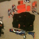 Nerf Soldier Loadout