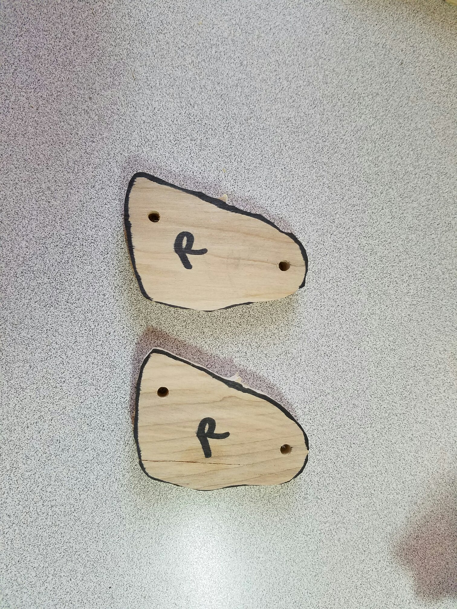 Picture of Cutting Out Parts