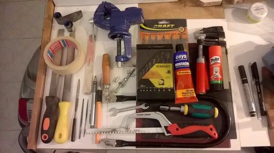 Materials, Tools