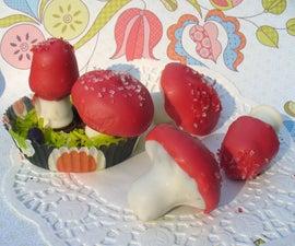 Magic Mushroom Truffles