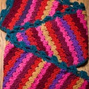 Colourful Winter Scarf