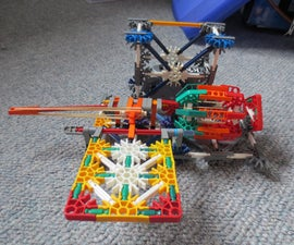 Knex Pedal Activated Landmine