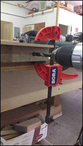 Picture of Joinery: Top and Bottom Pieces