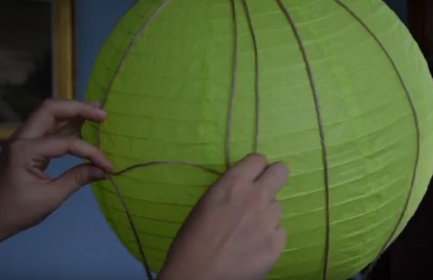 Picture of Making the Balloon