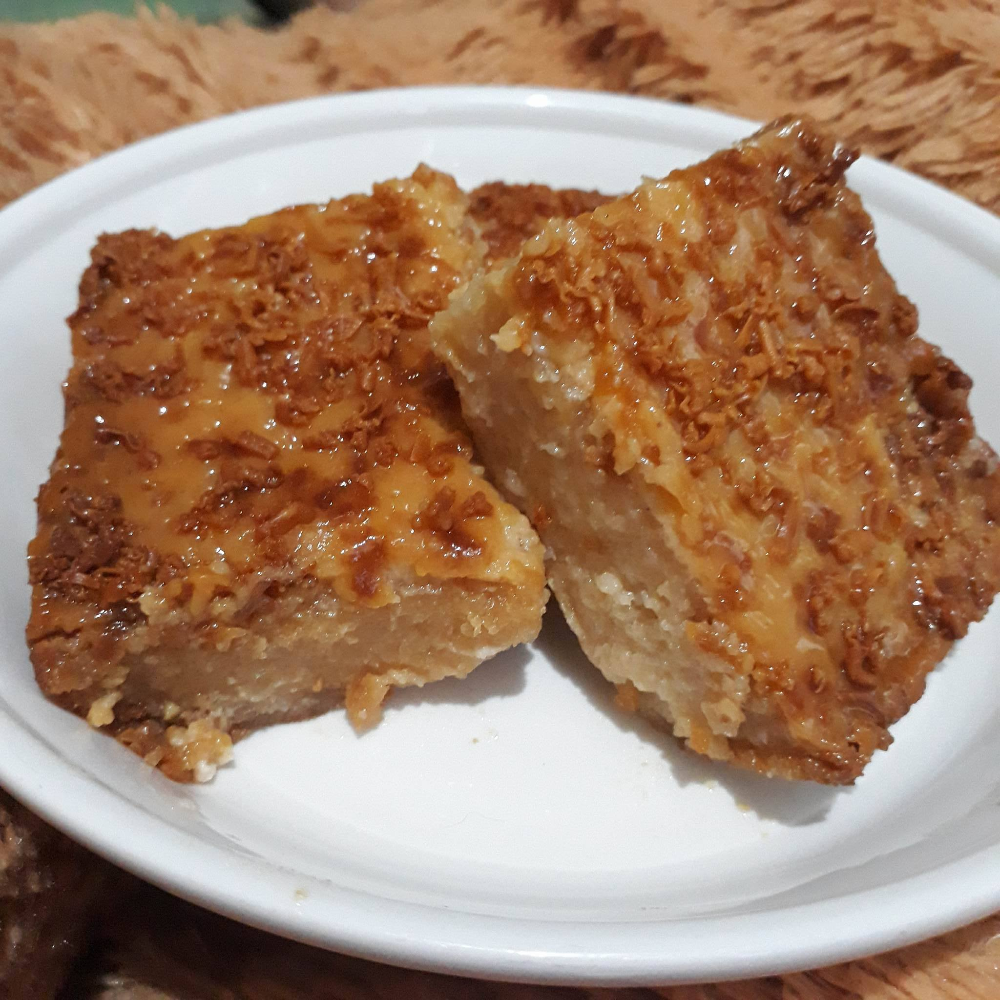 Picture of Baked Cassava Cake