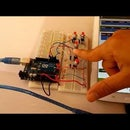 Arduino powered by your SmartPhone (using SERIAL )  - Part 1 - Sound and Vibration Actions
