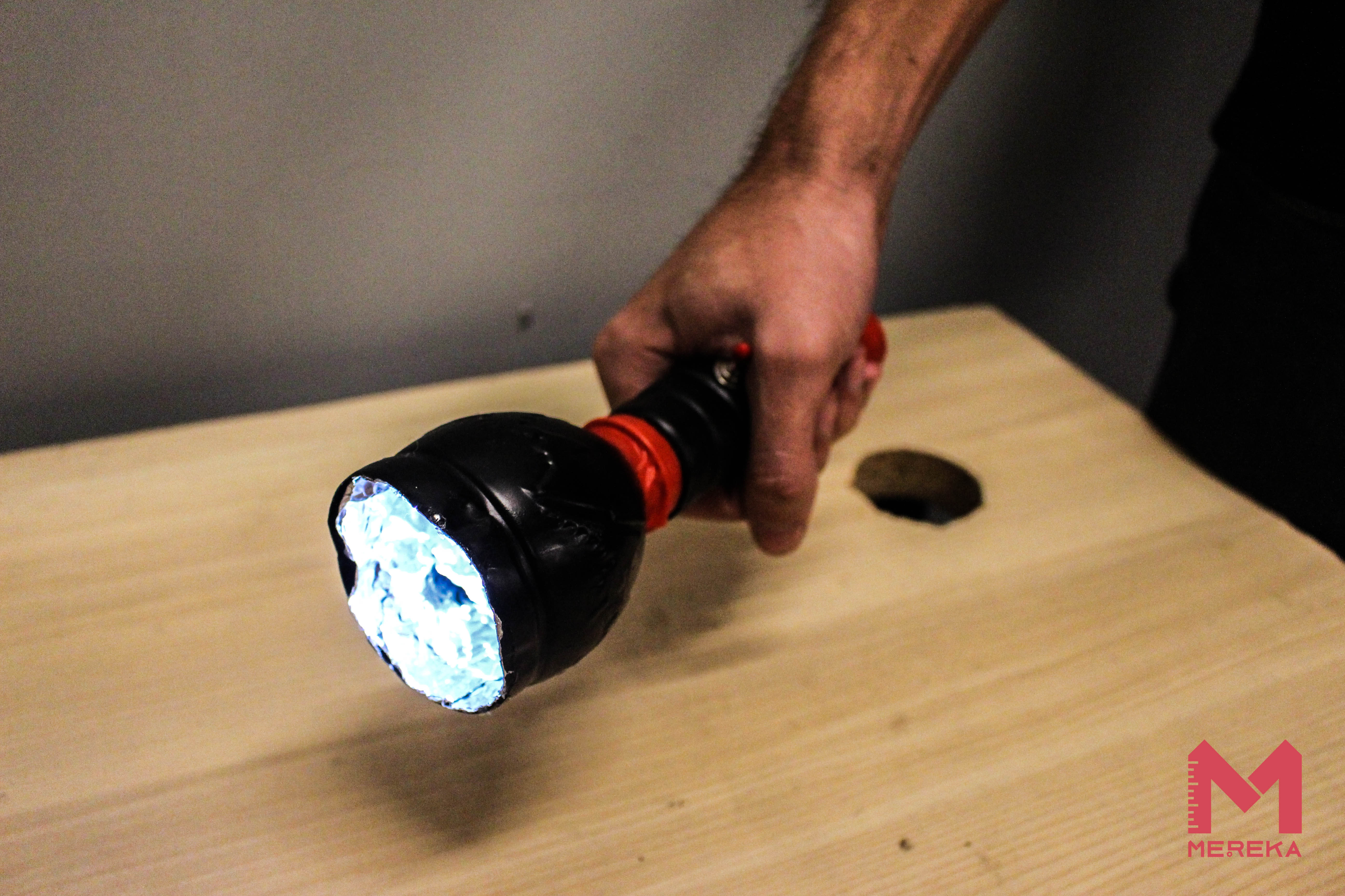 Picture of Upcycled Torchlight
