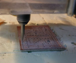Easy and Cheap PCB Milling